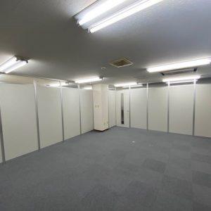 札幌市中央区オフィス間仕切り工事