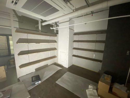 札幌市中央区美容室兼ネイルサロン新店工事