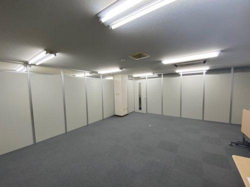 札幌市中央区オフィス改修工事